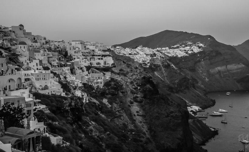 Santorini, Greece – from Oia