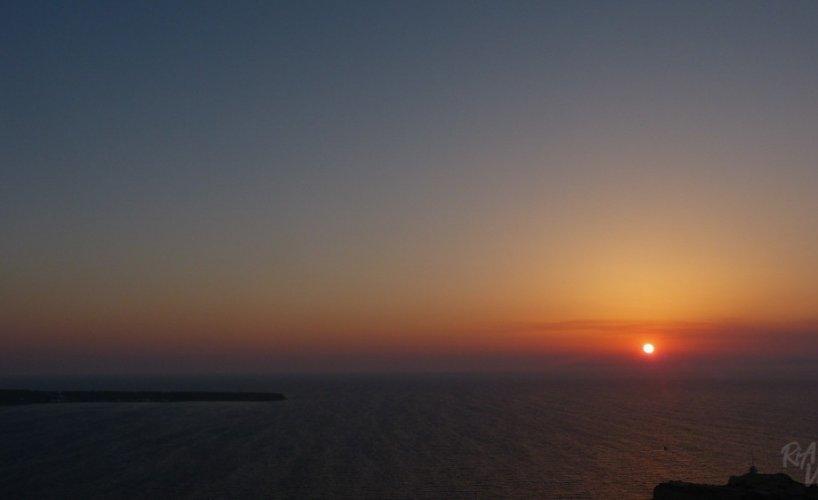 Santorini, Greece – Sunset Oia