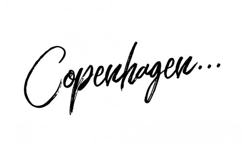 My next travel adventure to… Copenhagen