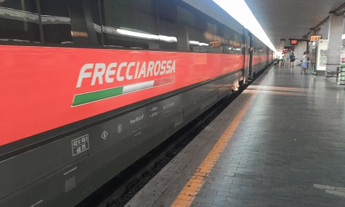 Getting around Italy by train: 5 cities, 5 nights