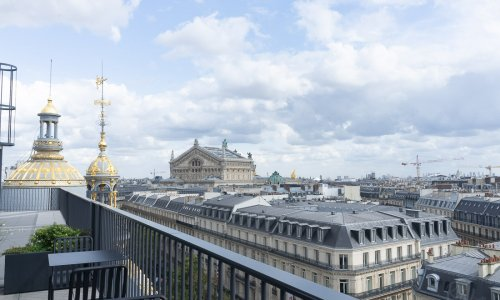 5 places to get sky high views in the city of Paris