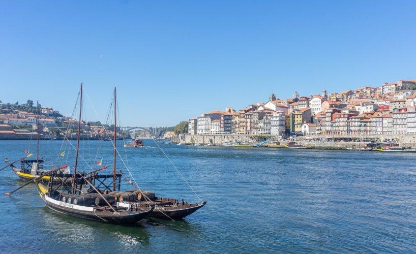 View from Villa Nova Gaia – Porto, Portugal