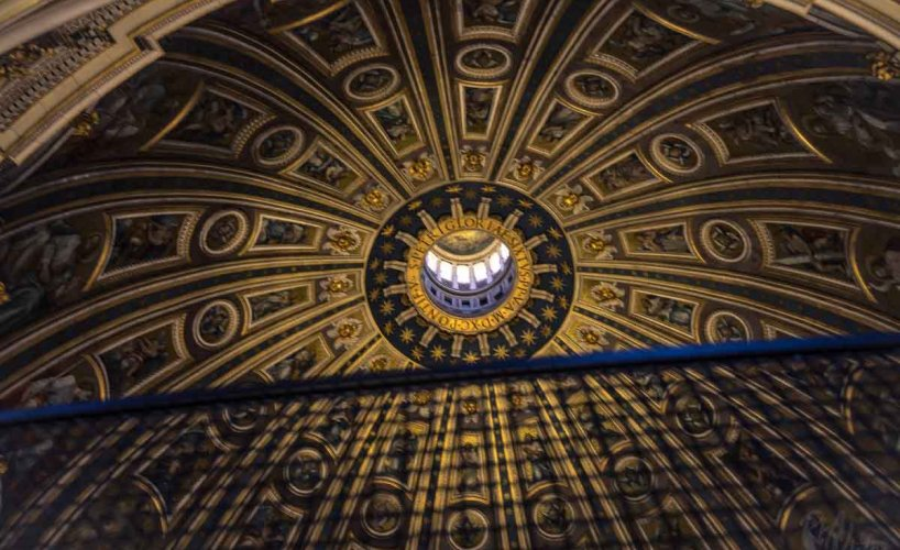 St Peter's Basilica Dome – Rome