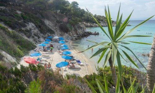 5 of the best beaches in Sithonia, Halkidiki