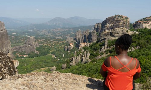 Visiting Meteora and its Monasteries – another side of Greece
