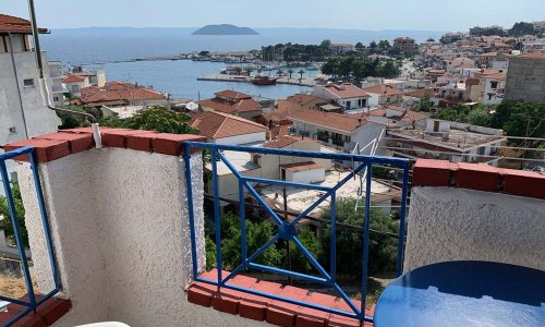 A wonderful stay at Egeon Studios in Neos Marmaras – review