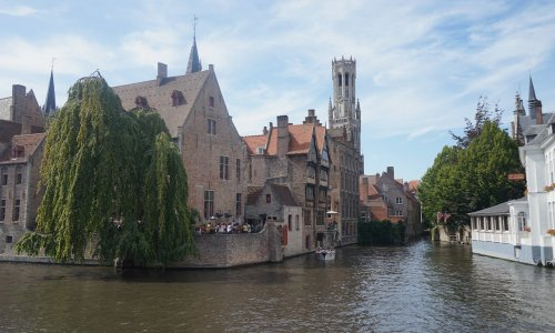 How to get to Bruges and Ghent in a day from London
